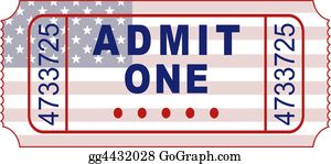 Admission-Ticket - American Ticket