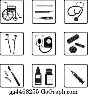 Band-Aid - Medical Tools And Icons