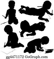 Baby-Girls - Childrens Silhouettes