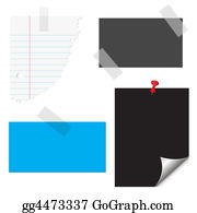 Ripped-Paper - Stationery, Paper, Notes, Documents Vector