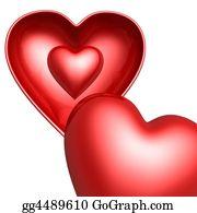 Heart-Surgery - Red Heart In Heart Shell