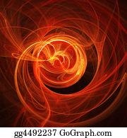 Dance-Of-Lights-In-The-Dark - Fire Rays Twirl