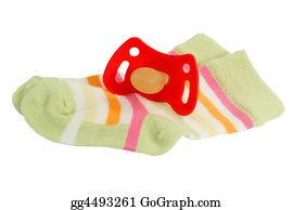 Baby-Footprint -  Little Socks