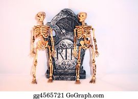Headstone - Bone Yard