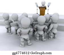 Public-Speaking - Speaking To A Crowd