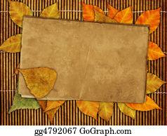 Sheet - Autumn Background