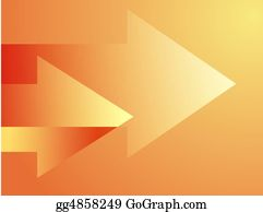 Forward - Arrows Illustration