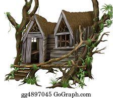 Cabin - Jungle Hut