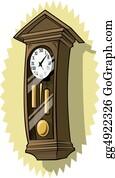Grandfather-Clock - Grandfather Clock On Wall