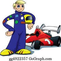 Race-Car - Boy Race Driver