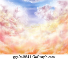 Heavenly - Impressionist Clouds