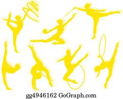 Acrobatic - Rhythmic Gymnastics Exercises
