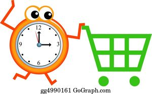 Time-For-Shopping - Shopping Time