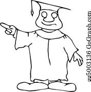 Professor - Happy Pointing Professor