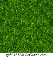 Lawn-Mower - Green Grass Pattern