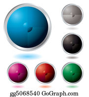 Six-Spheres-Balls-Illustration-With - Button Divide