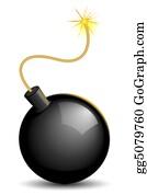 Tnt - Lighted Bomb