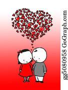 Unusual-Valentine - Tender Couple