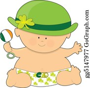 Bowler-Hat - Baby St. Patricks