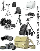 Trestle - The Photographer's Equipment