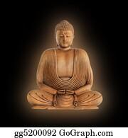 Meditative - Silent Buddha