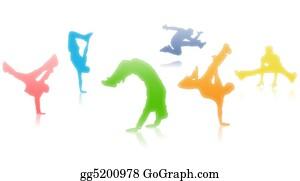 Acrobatic - Breakdance