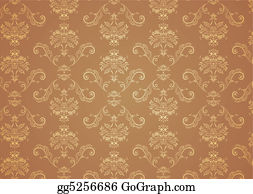 Paisley-Art - Wallpaper Pattern
