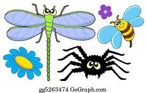 Stinging-Insect - Cute Insect Collection