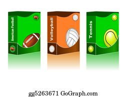 Football-Abstract - Abstract Sport Background