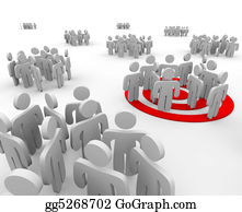 Group-Of-People - Targeting A Group Of People