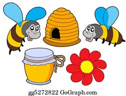 Bee-Hive - Bee And Honey Collection