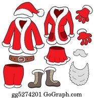 Beards - Santa Clauses Clothes Collection