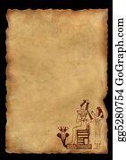Pharaoh - Egyptian National Patterns