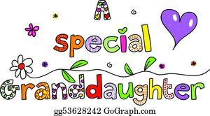 Granddaughter - A Special Granddaughter