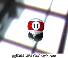 Cue-Ball - One Pool Billiard Ball