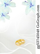 Rings - Wedding Invitation