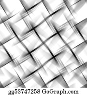 Basket - Abstract Basket Weave