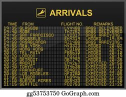 Seat-Belt - Arrivals Board