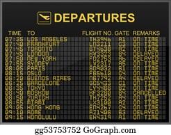 Seat-Belt - Departures Board