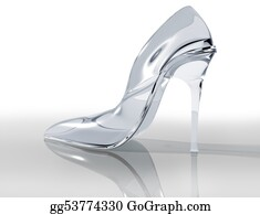 Shoes - Glass Slipper