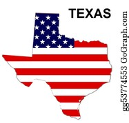 Map-Of-West-Virginia - Usa State Of Texas In Stars And Stripes Design
