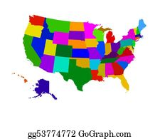 Map-Of-West-Virginia - Colored Map Of Usa States