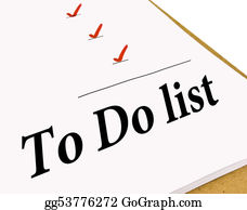 Memo-Pad - To Do Check List
