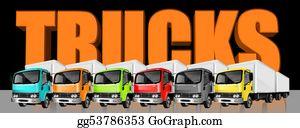 Tractor-Trailer - Trucks Banner