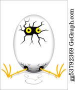 Hen - Chicken In An Egg