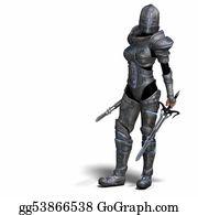 Knights - Female Fantasy Knight