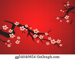 Festival - Chinese Painting Of Plum