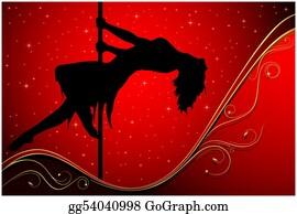 Perform - Sexy Pole Dancer