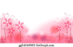 Leaf-And-Oxygen - Abstract Pink Background