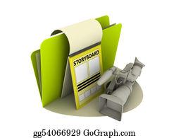 Sheet - Storyboard Icon